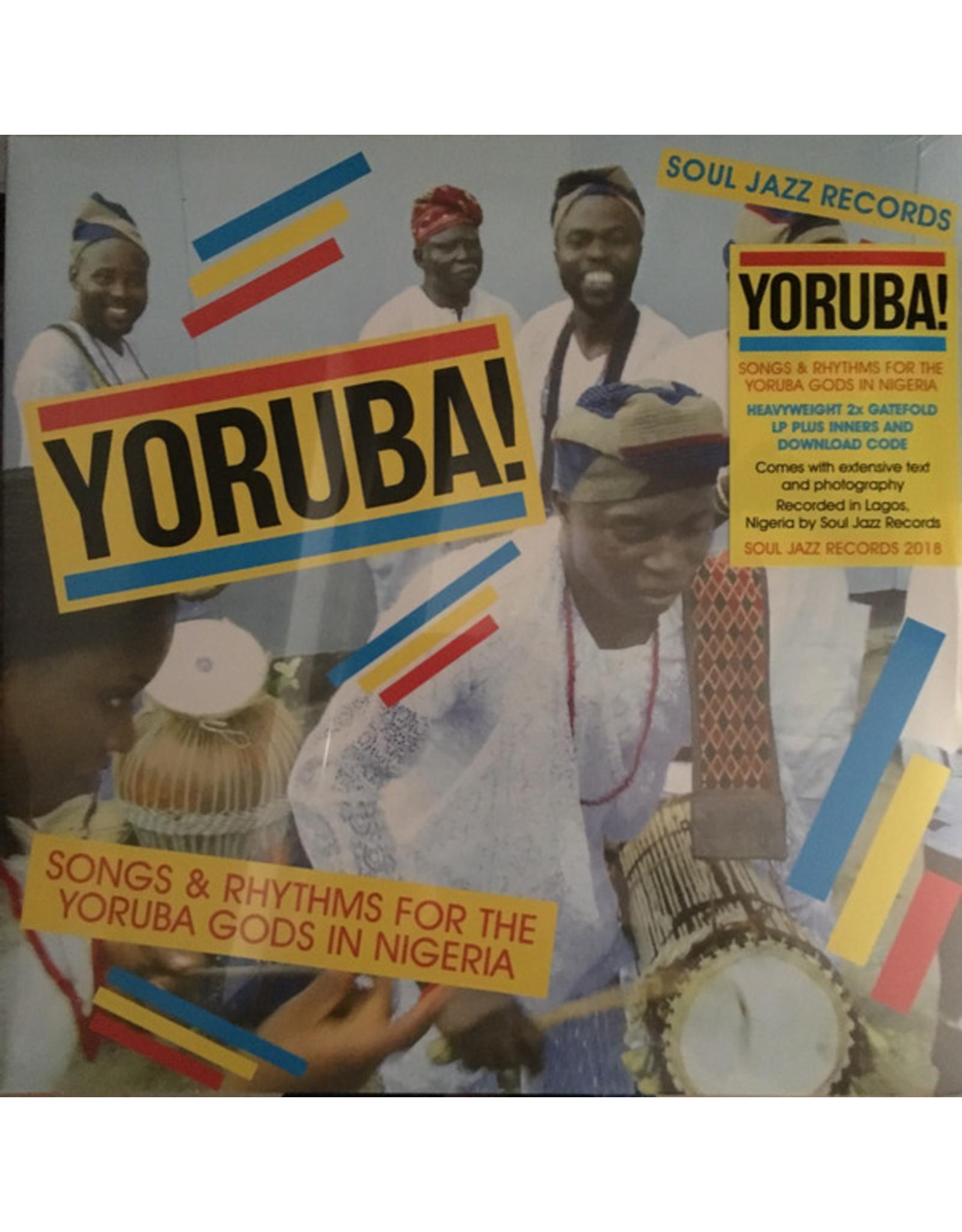New Vinyl Konkere Beats - Yoruba! Songs & Rhythms For The Yoruba Gods In Nigeria 2LP