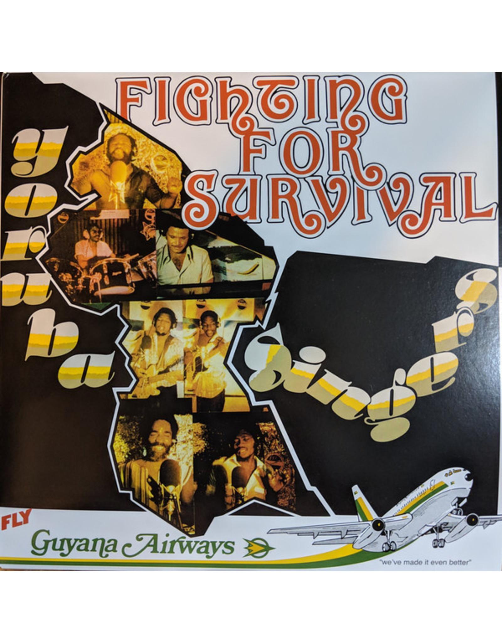 New Vinyl Yoruba Singers - Fighting For Survival LP