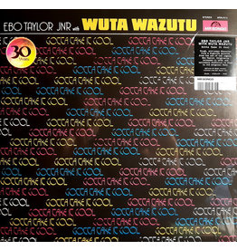 New Vinyl Ebo Taylor Jnr With Wuta Wazutu - Gotta Take In Cool LP