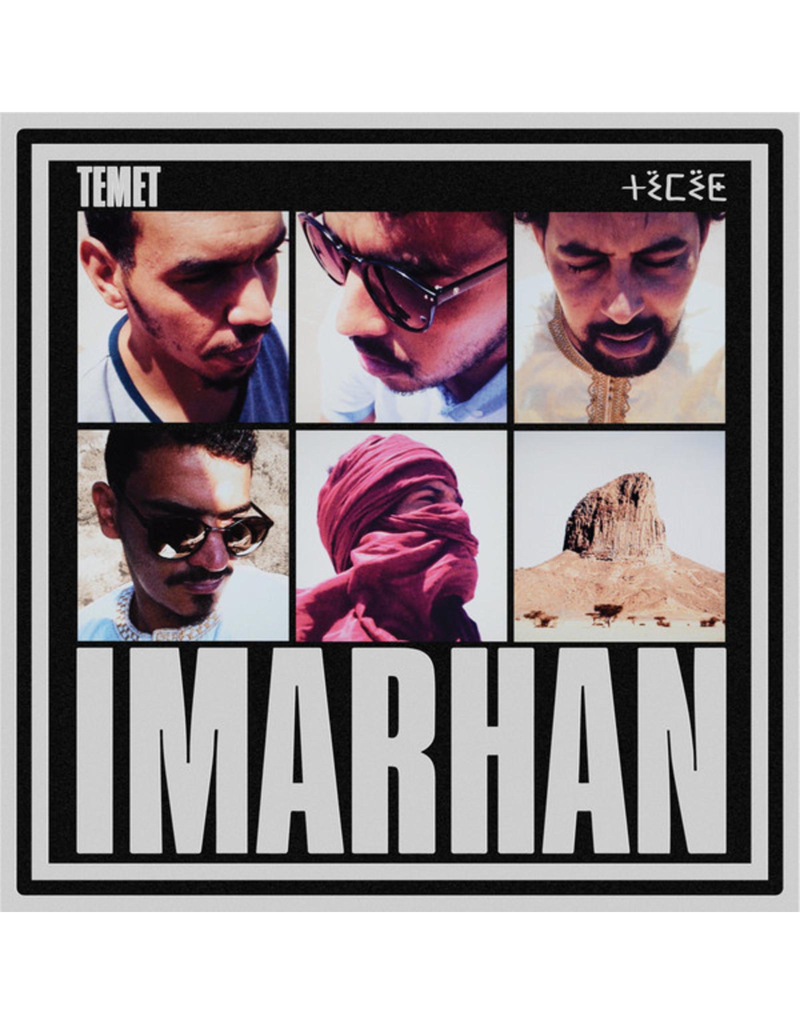 New Vinyl Imarhan - Temet LP
