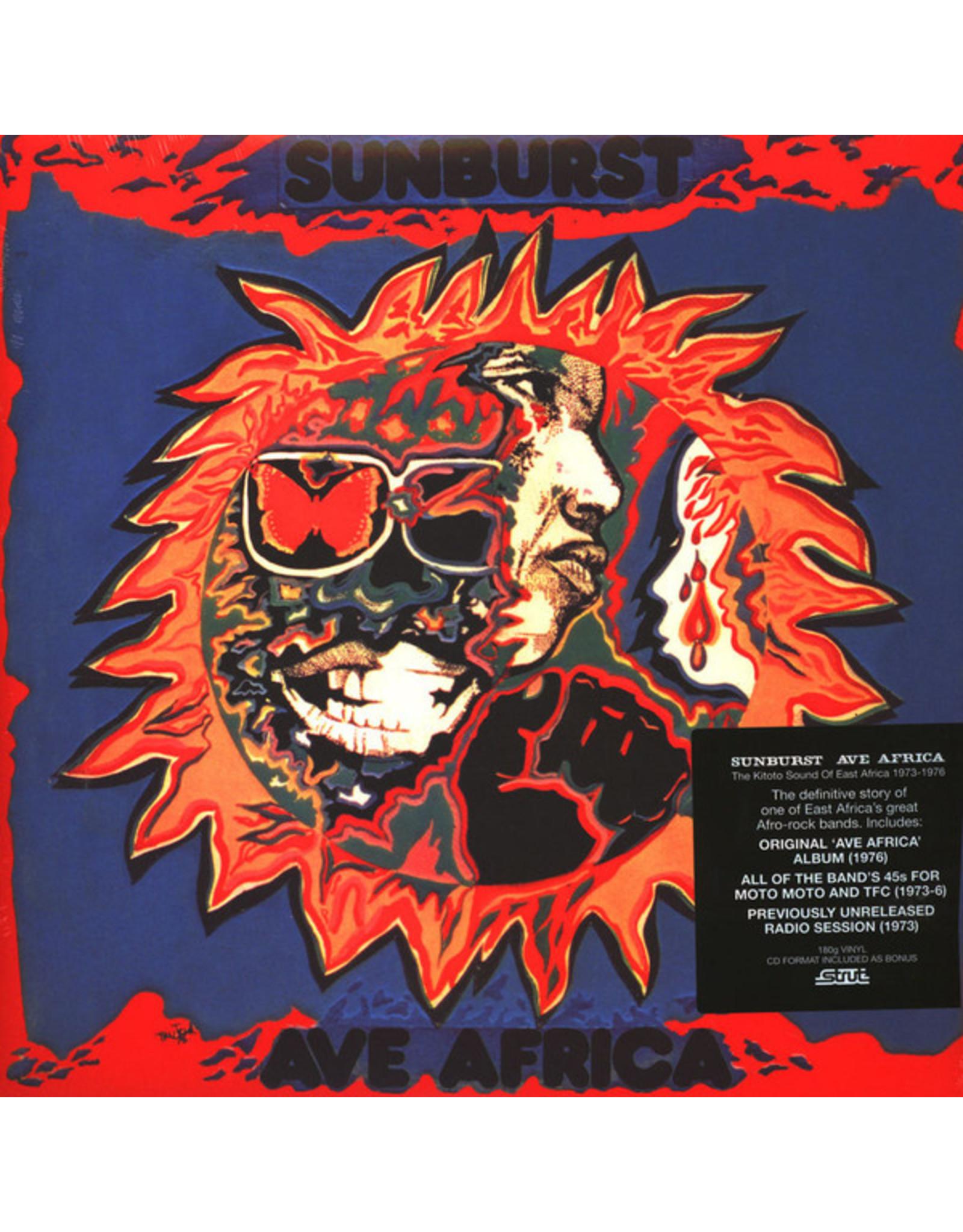 New Vinyl Sunburst - Ave Africa LP