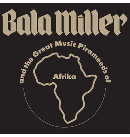 New Vinyl Bala Miller And The Great Music Pirameeds Of Afrika - Pyramids LP
