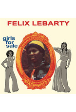 New Vinyl Felix Lebarty - Girls For Sale LP