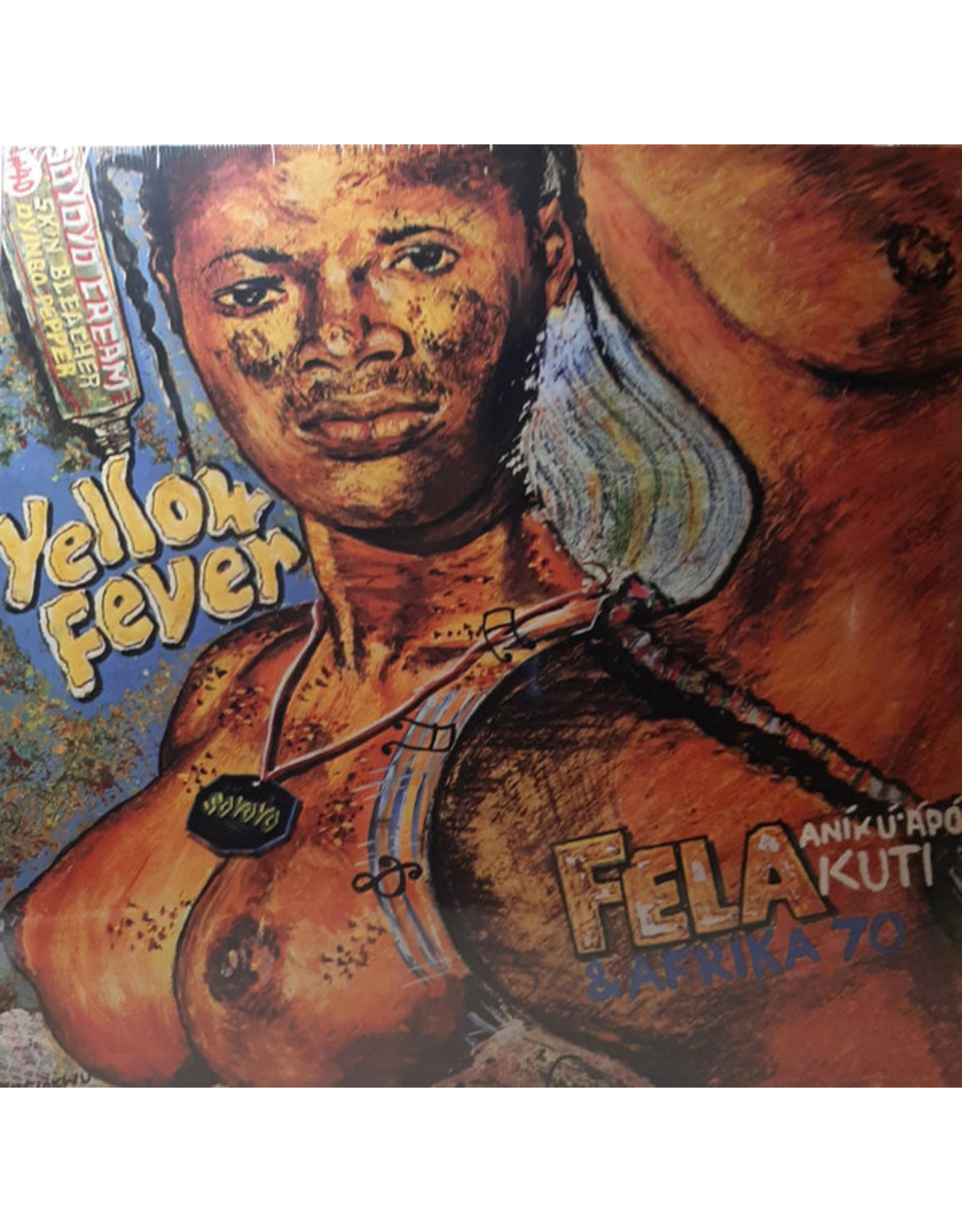 New Vinyl Fela Kuti & Afrika 70 - Yellow Fever LP
