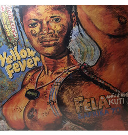 New Vinyl Fela Kuti & Afrika 70 - Yellow Fever LP