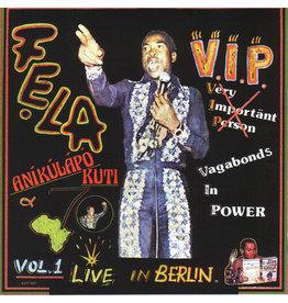 New Vinyl Fela Kuti - V.I.P. LP