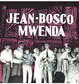 New Vinyl Jean-Bosco Mwenda - S/T LP