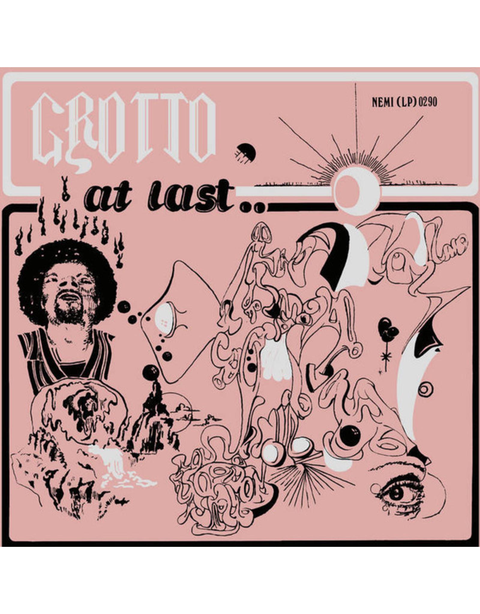 New Vinyl Grotto - At Last LP