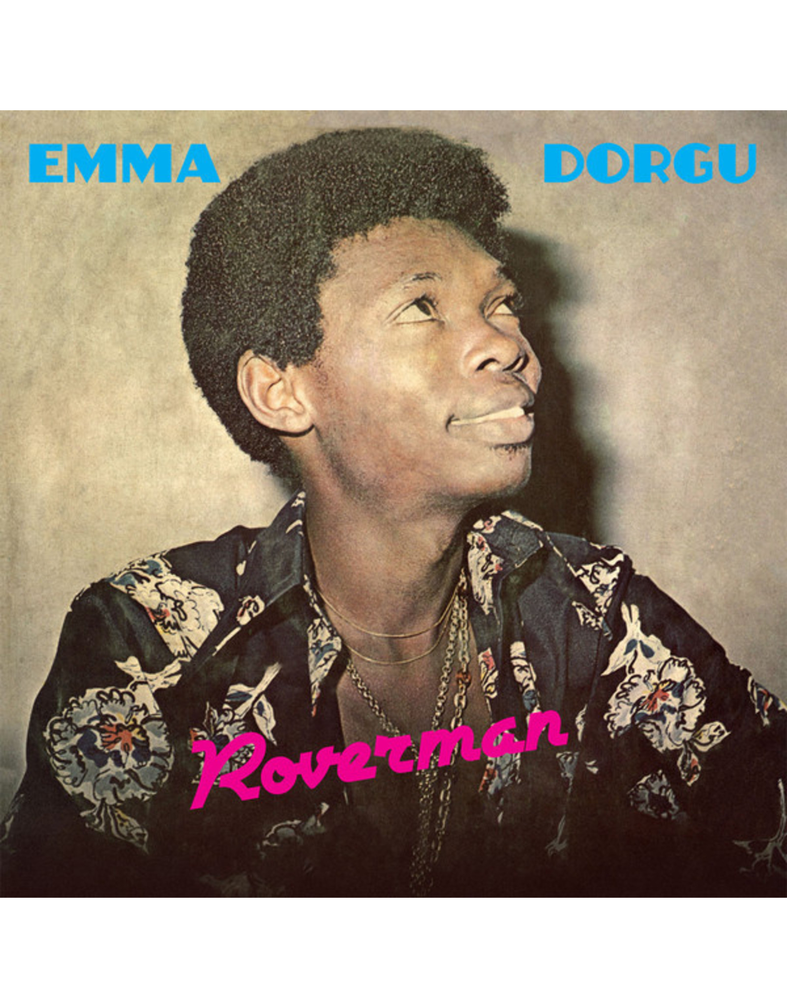 New Vinyl Emma Dorgu - Roverman LP