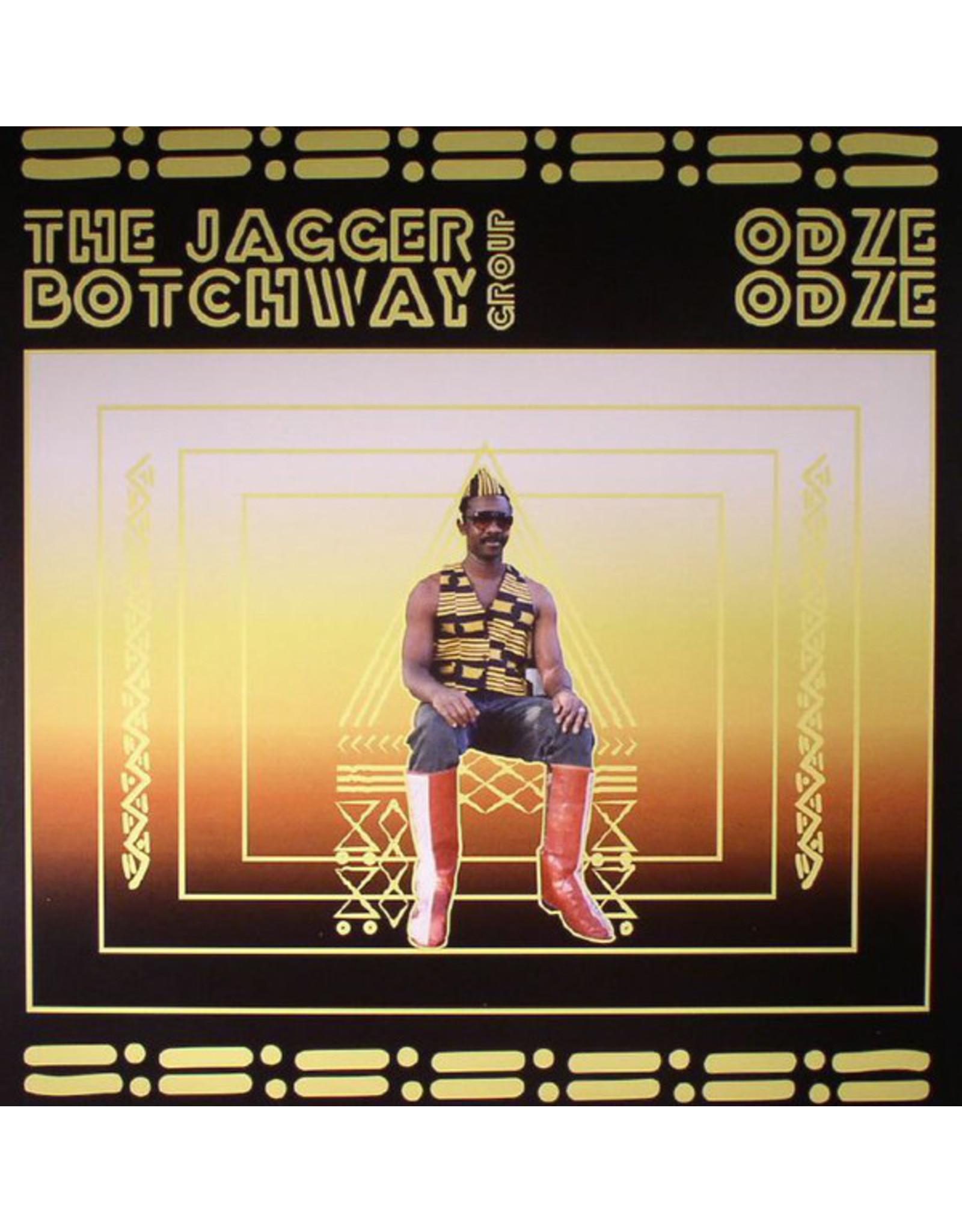 New Vinyl The Jagger Botchway Group - Odze Odze 2LP