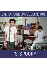 New Vinyl Jad Fair & Daniel Johnston - It's Spooky (Colored) 2LP+Flexi