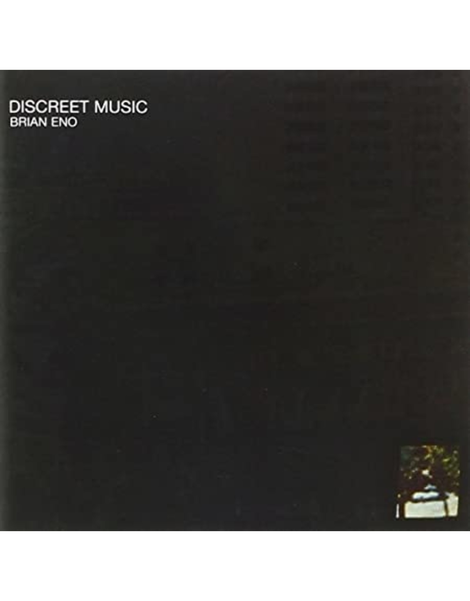 New Vinyl Brian Eno - Discreet Music LP