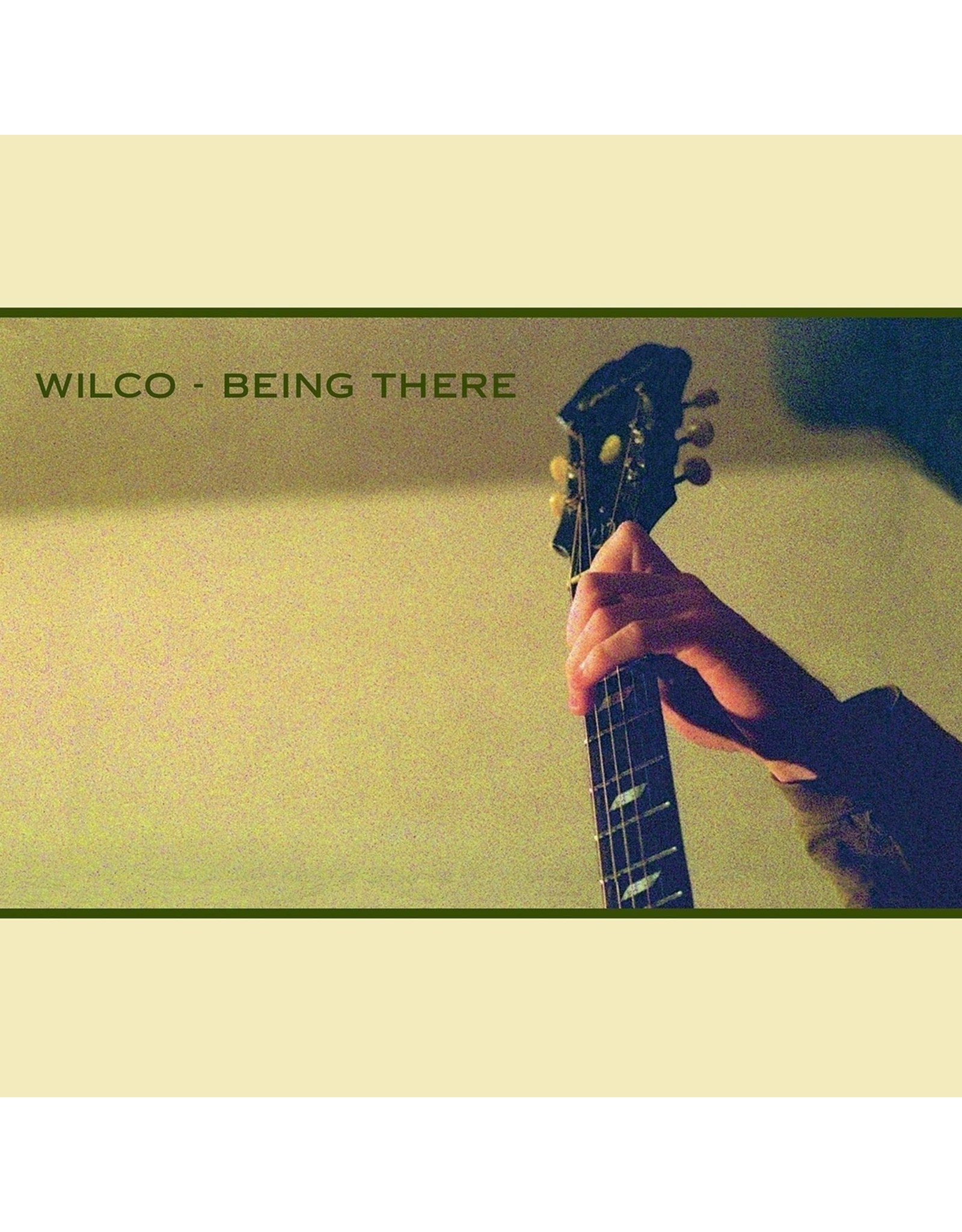 New Vinyl Wilco - Being There Deluxe 4LP Box
