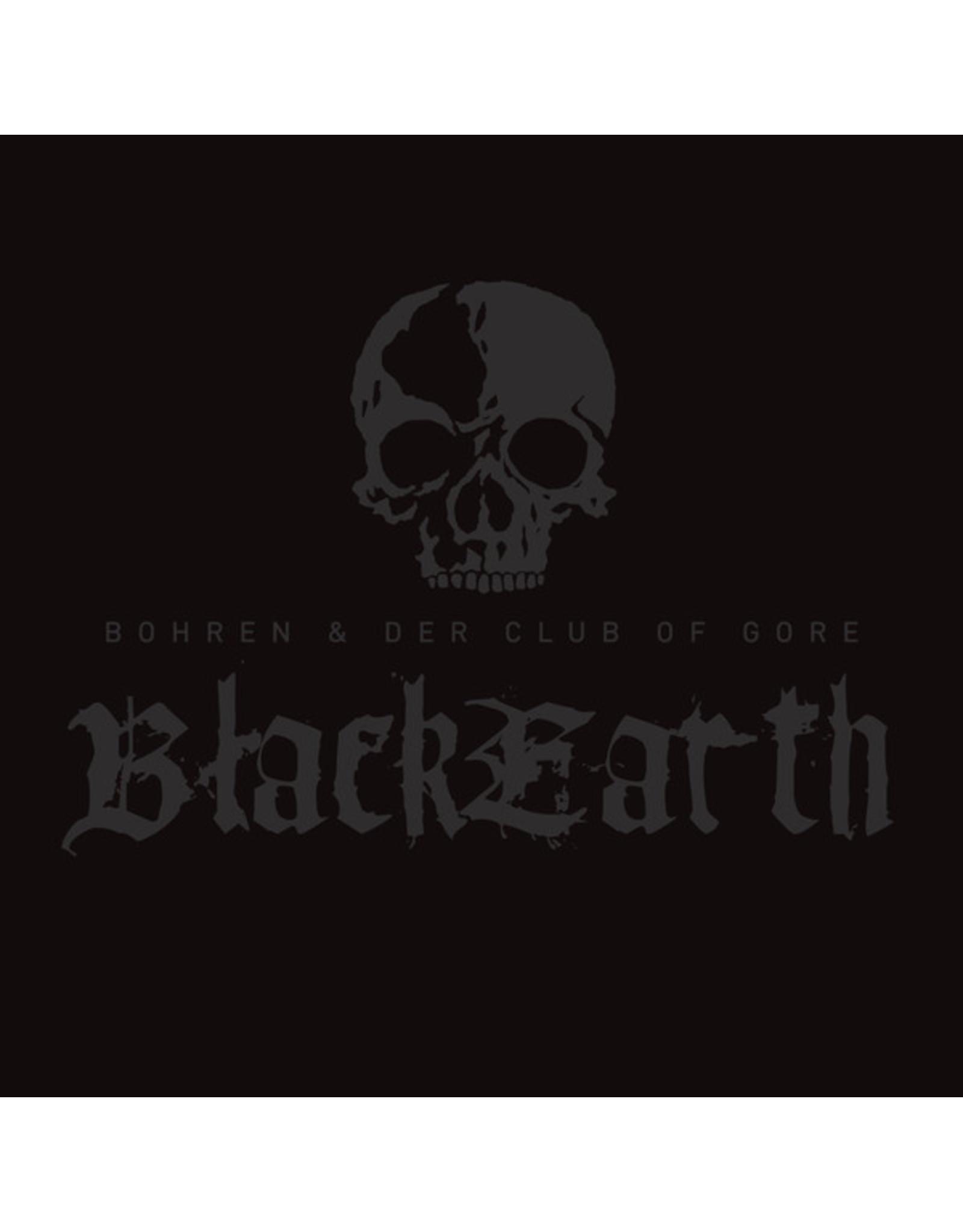 New Vinyl Bohren Und Der Club Of Gore - Black Earth 2LP