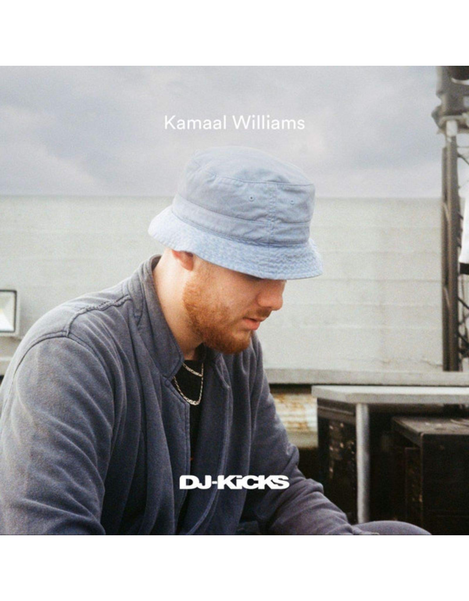 New Vinyl Kamaal Williams - DJ Kicks 2LP