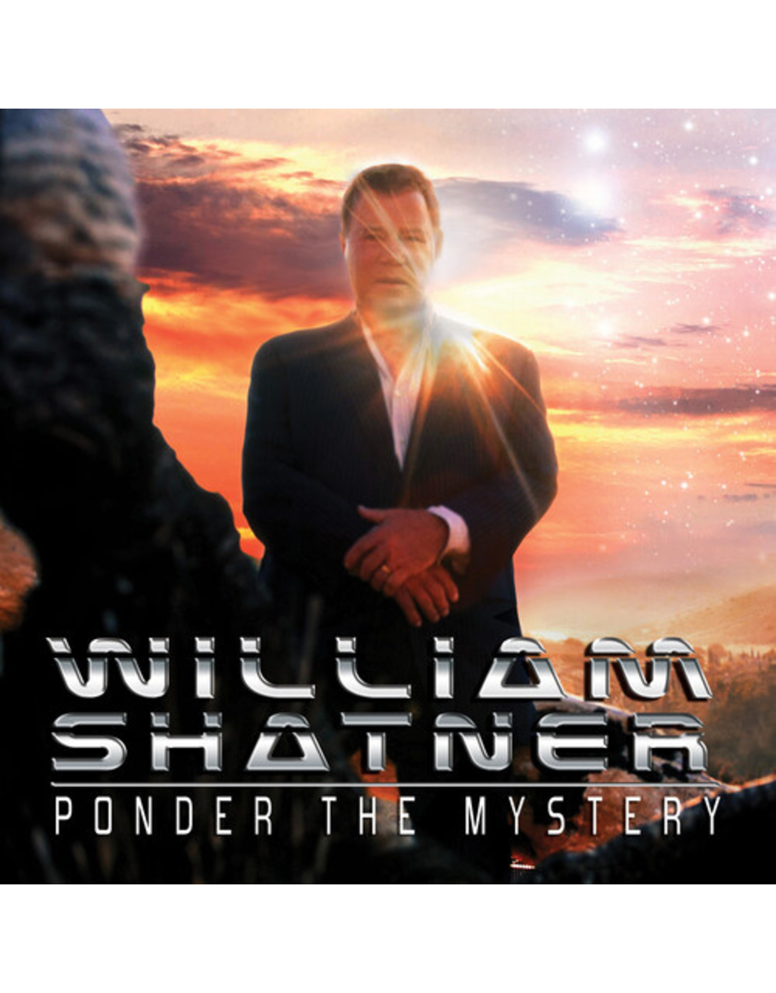New Vinyl William Shatner - Ponder The Mystery 2LP