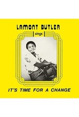New Vinyl Lamont Butler - It's Time For A Change LP