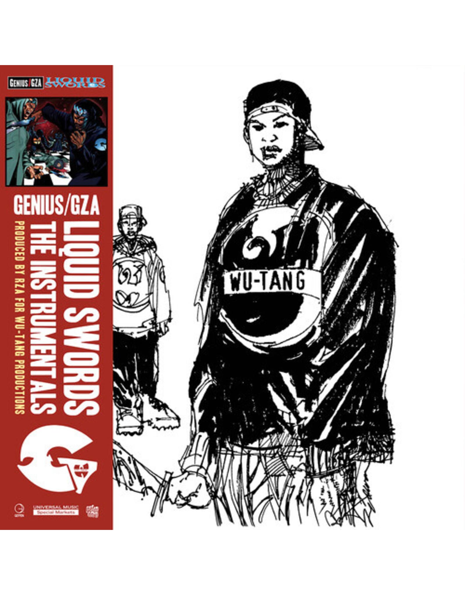 New Vinyl Genius/GZA - Liquid Swords Instrumentals 2LP
