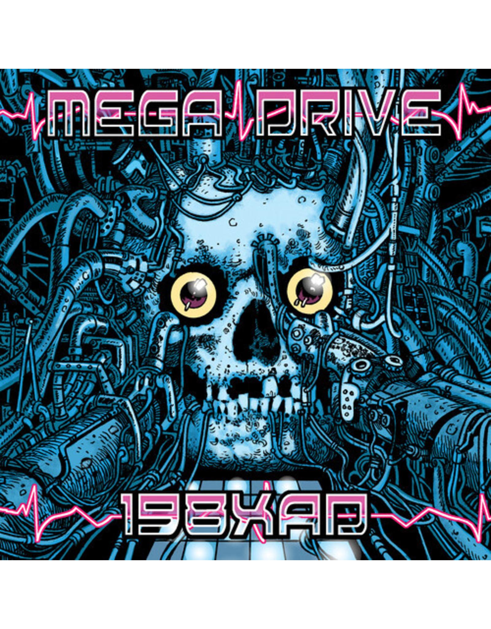 New Vinyl Mega Drive - 198XAD 2LP