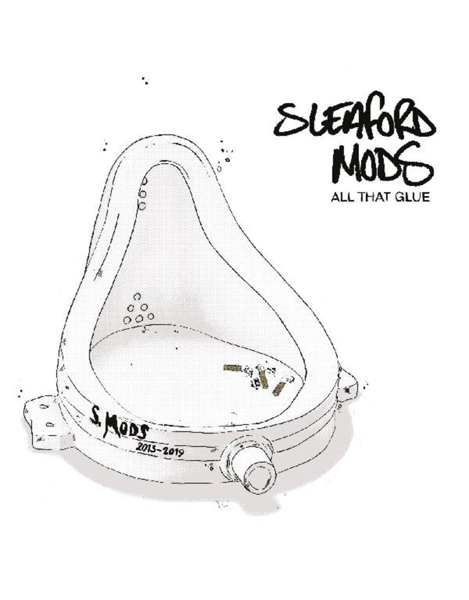 New Vinyl Sleaford Mods - All That Glue 2LP
