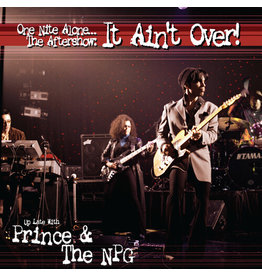 New Vinyl Prince - One Nite Alone... The Aftershow: It Ain't Over! (Purple) 2LP [Pre-Order]