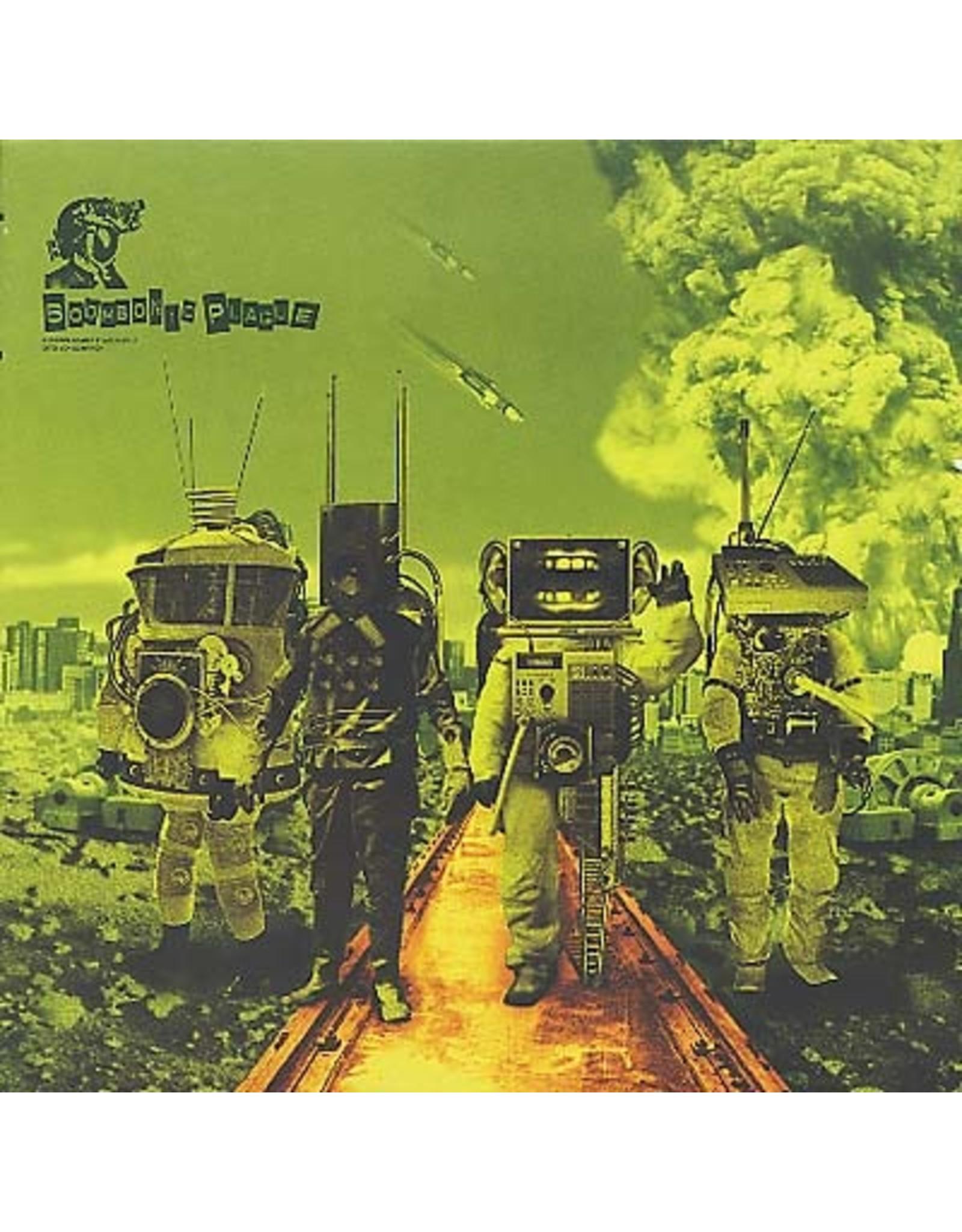 "New Vinyl Otto Von Schirach - Boombonic Plague: Chopped Zombie Fungus Vol. 1 12"""