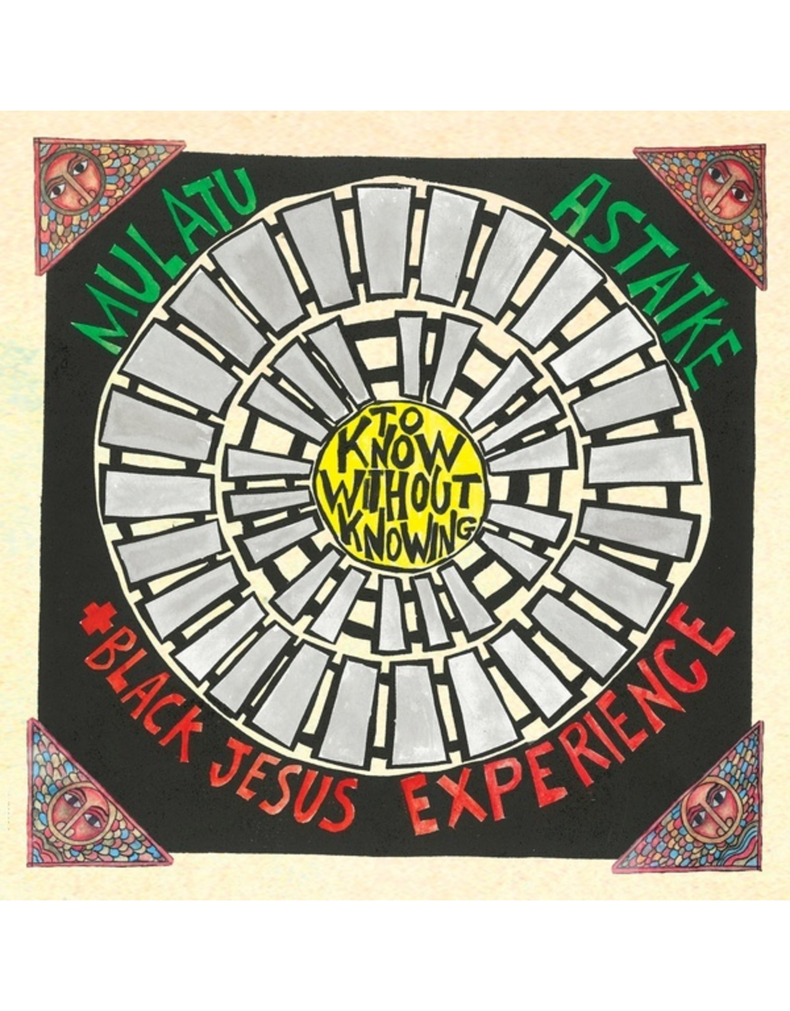 New Vinyl Mulatu Astatke & Black Jesus Experience - To Know Without Knowing LP