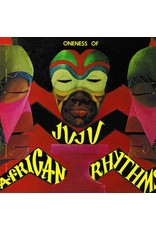 New Vinyl Oneness Of Juju - African Rhythms LP