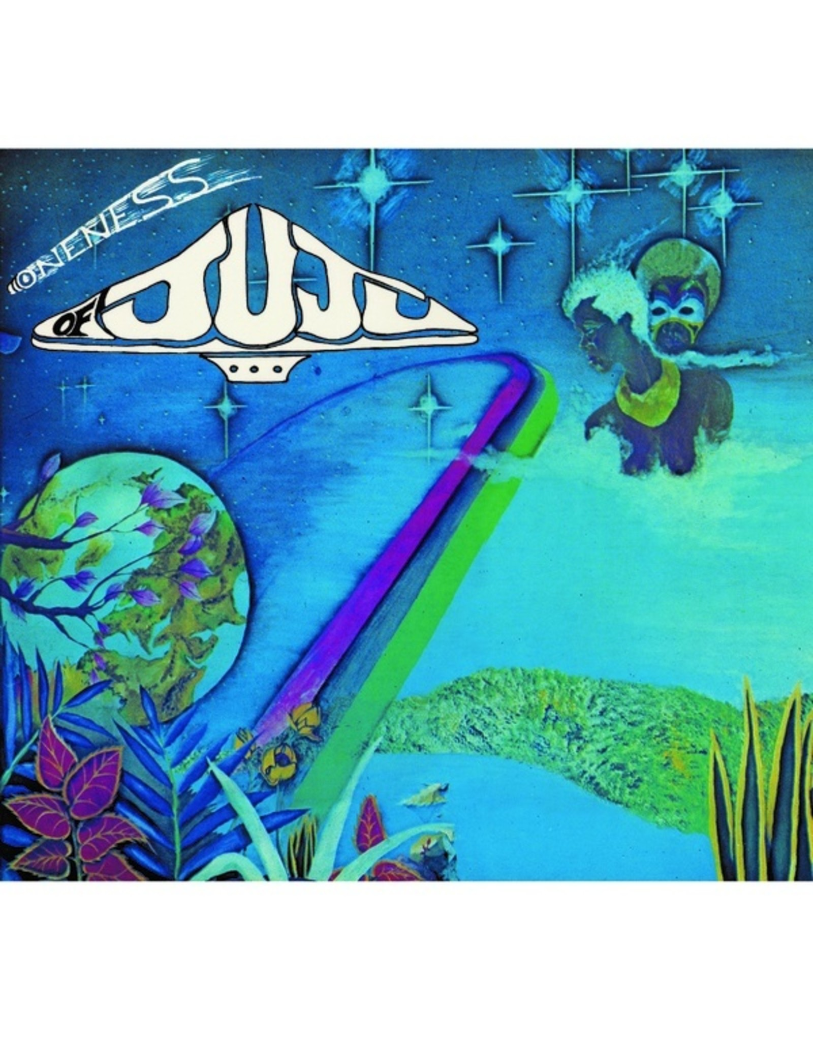 New Vinyl Oneness Of Juju - Space Jungle Luv LP