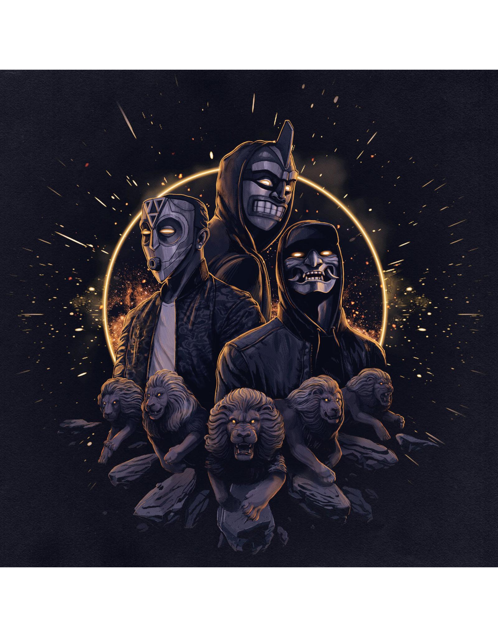 New Vinyl Jamo Gang - Walking With Lions LP