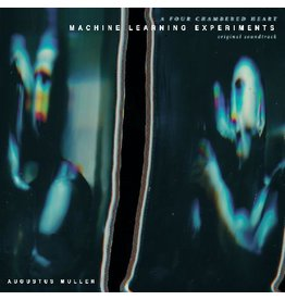 New Vinyl Augustus Muller (BOY HARSHER) - Machine Learning Experiments OST (Colored) LP