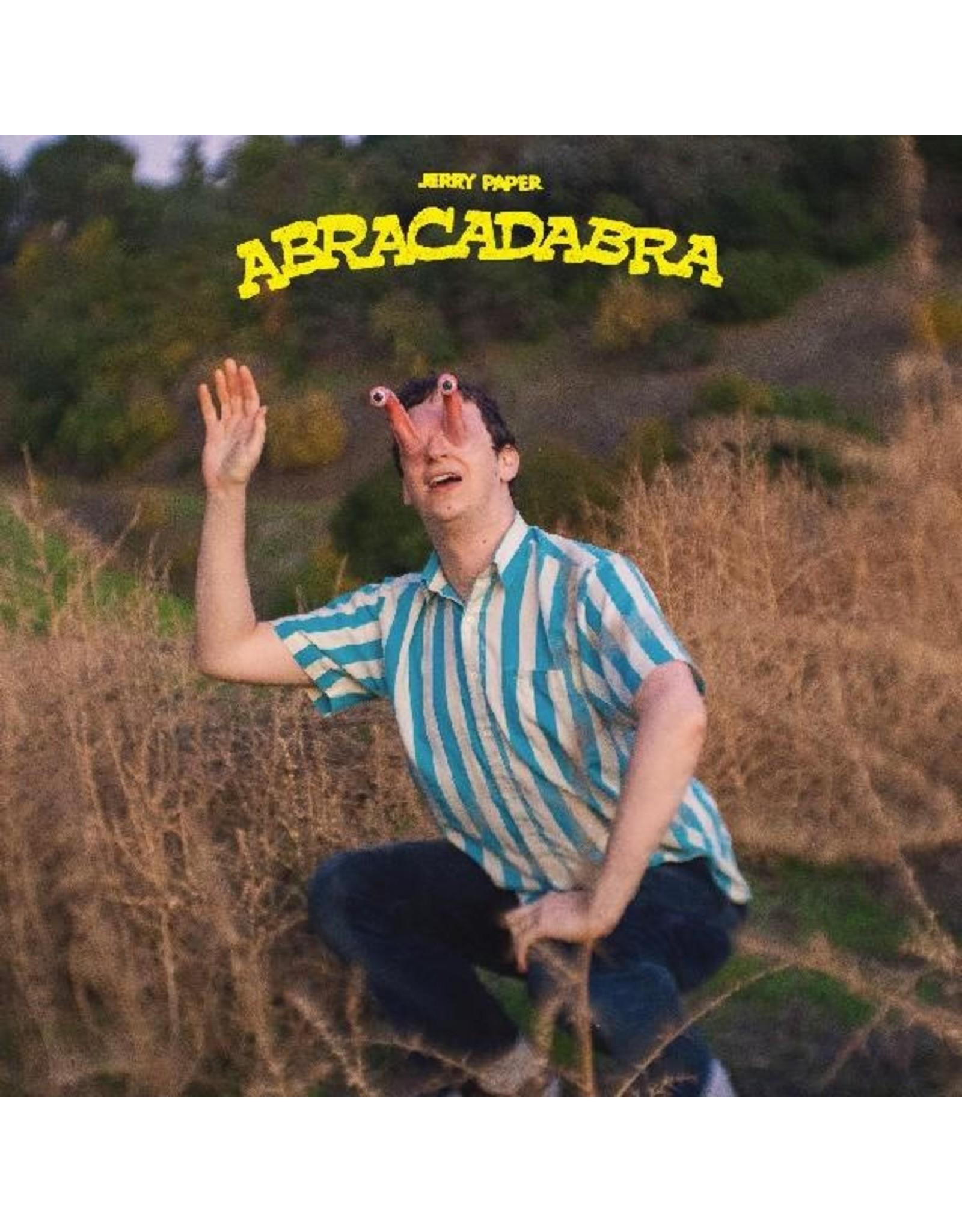 New Vinyl Jerry Paper - Abracadabra (Colored) LP