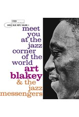 New Vinyl Art Blakey & The Jazz Messengers - Meet You At The Corner Of The World LP