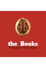 New Vinyl The Books - Thought For Food LP