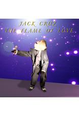 "New Vinyl David Lynch & Jack Cruz - The Flame Of Love 7"""