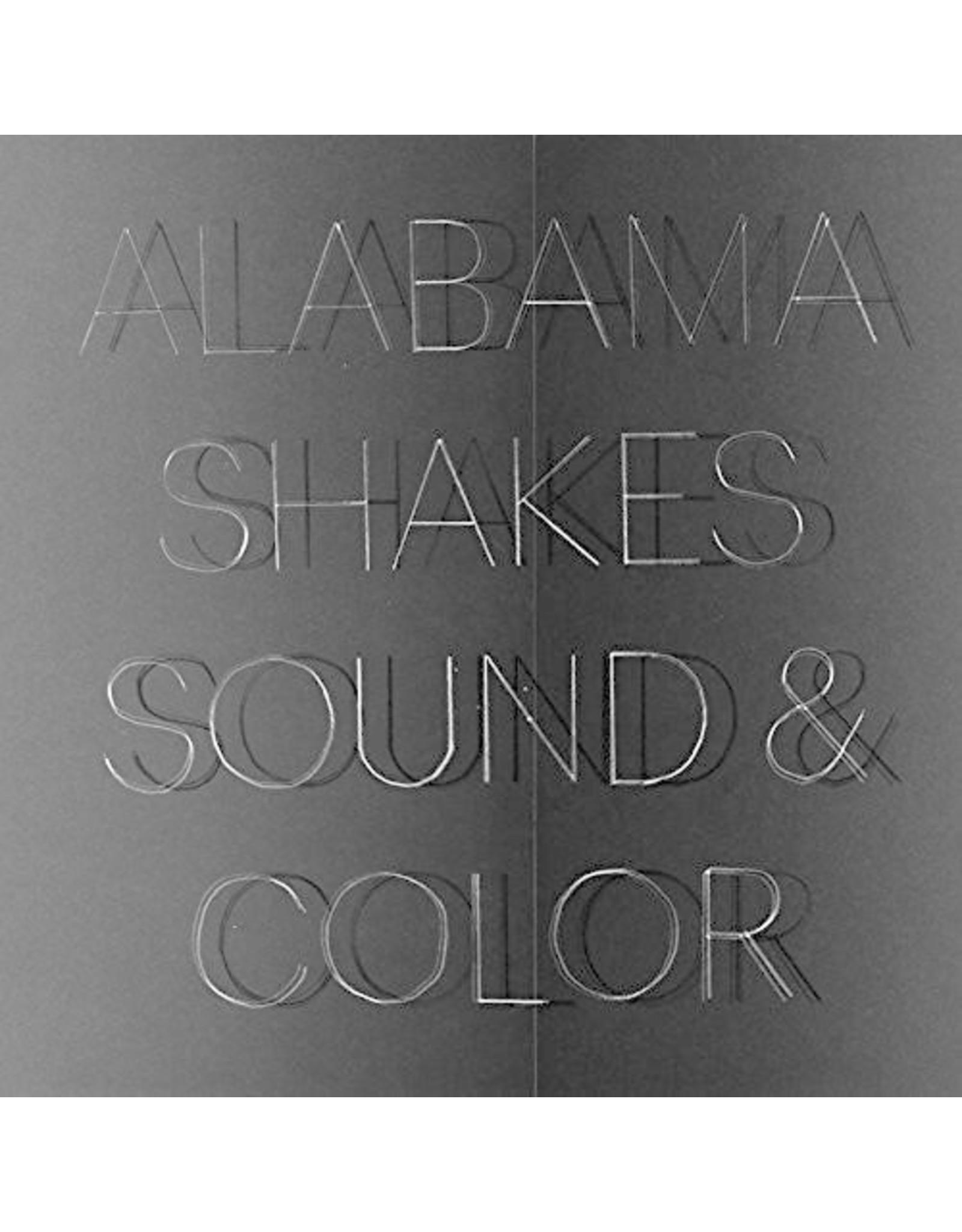 New Vinyl Alabama Shakes - Sound & Color (Clear) 2LP