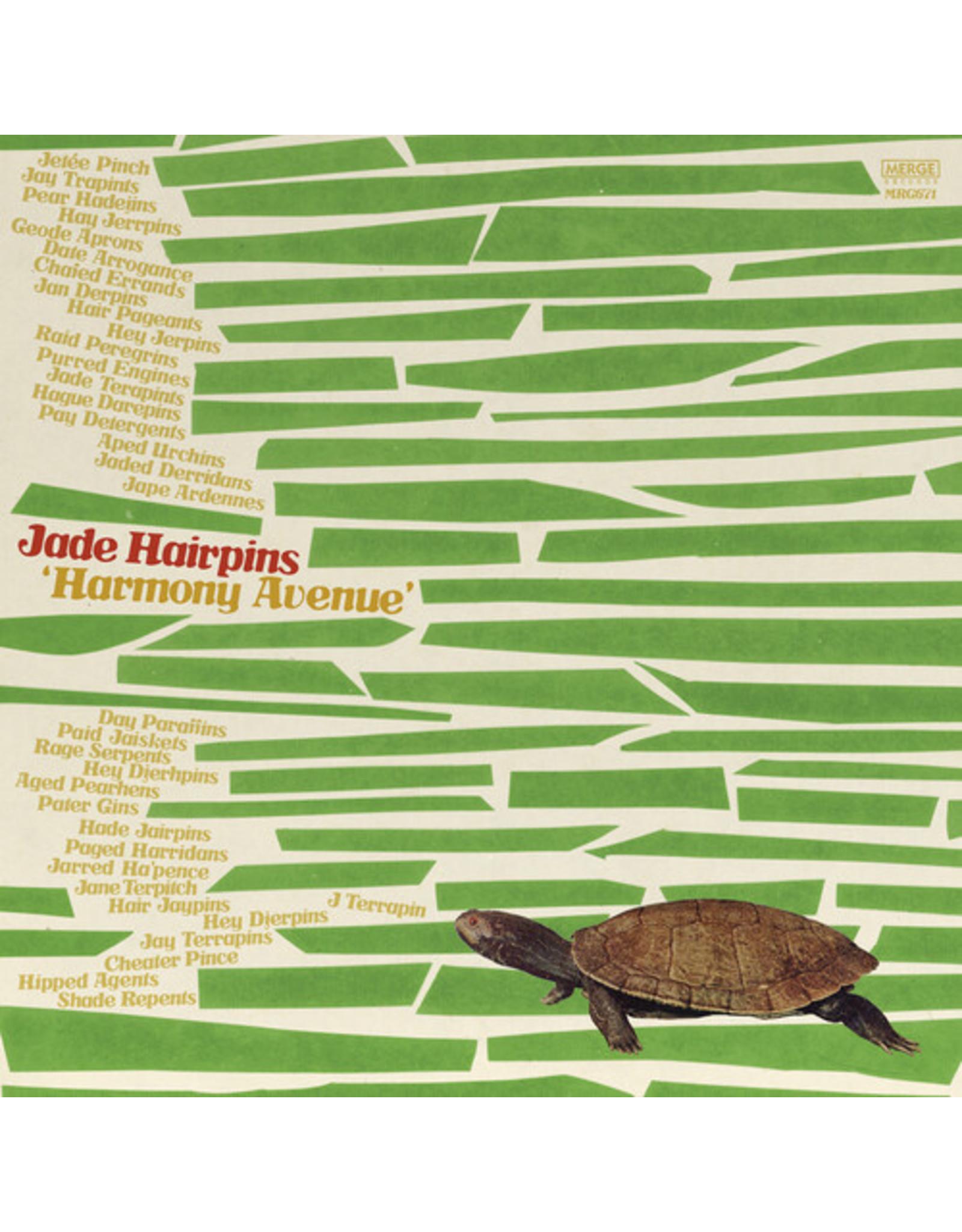 New Vinyl Jade Hairpins - Harmony Avenue LP