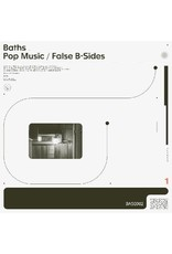 New Vinyl Baths - Pop Music/False B-Sides (Colored) LP