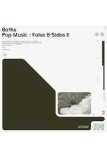 New Vinyl Baths - Pop Music/False B-Sides II (Colored) LP