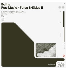 New Vinyl Baths - Pop Music/False B-Sides II (Colored) LP