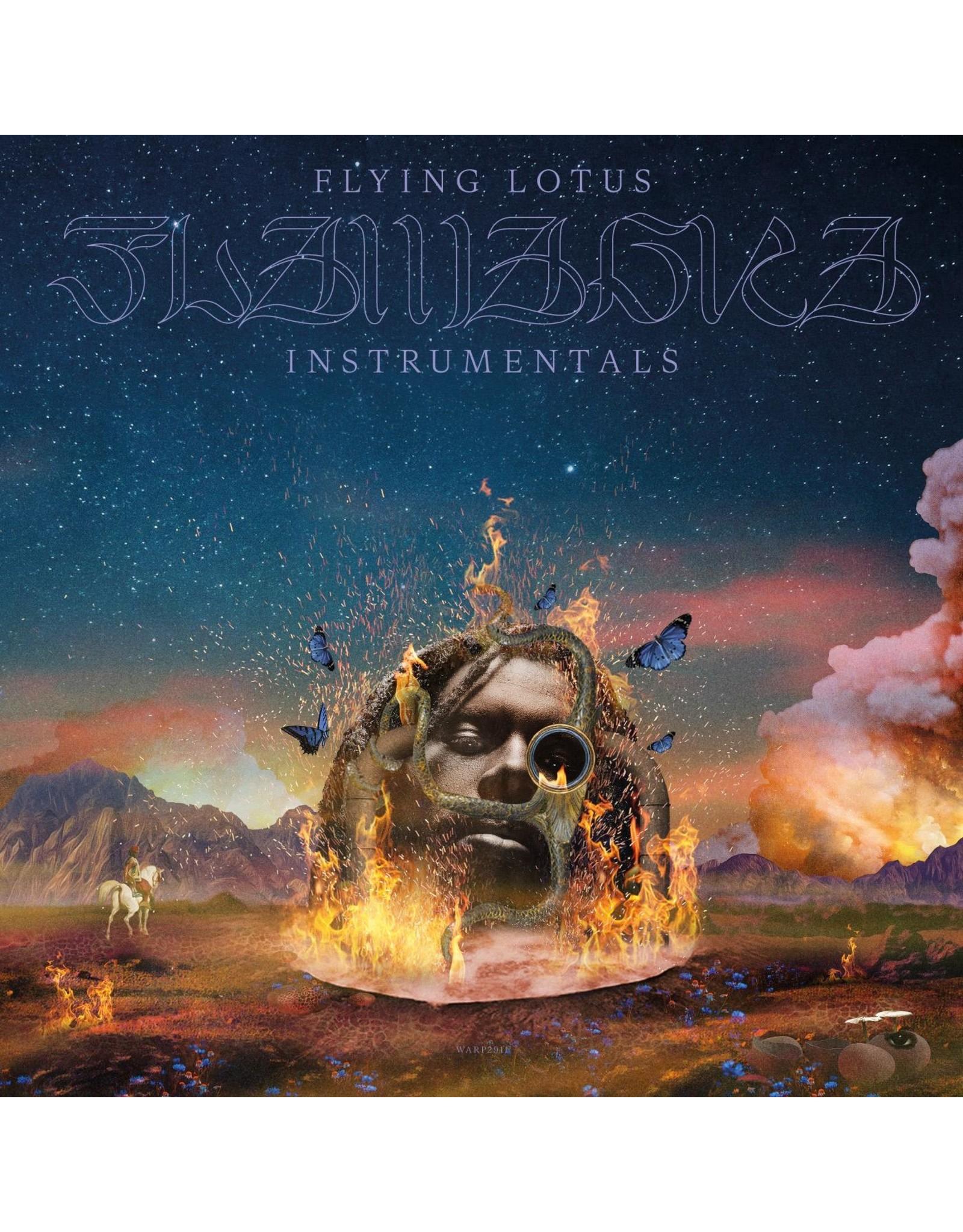 New Vinyl Flying Lotus - Flamagra Instrumentals 2LP