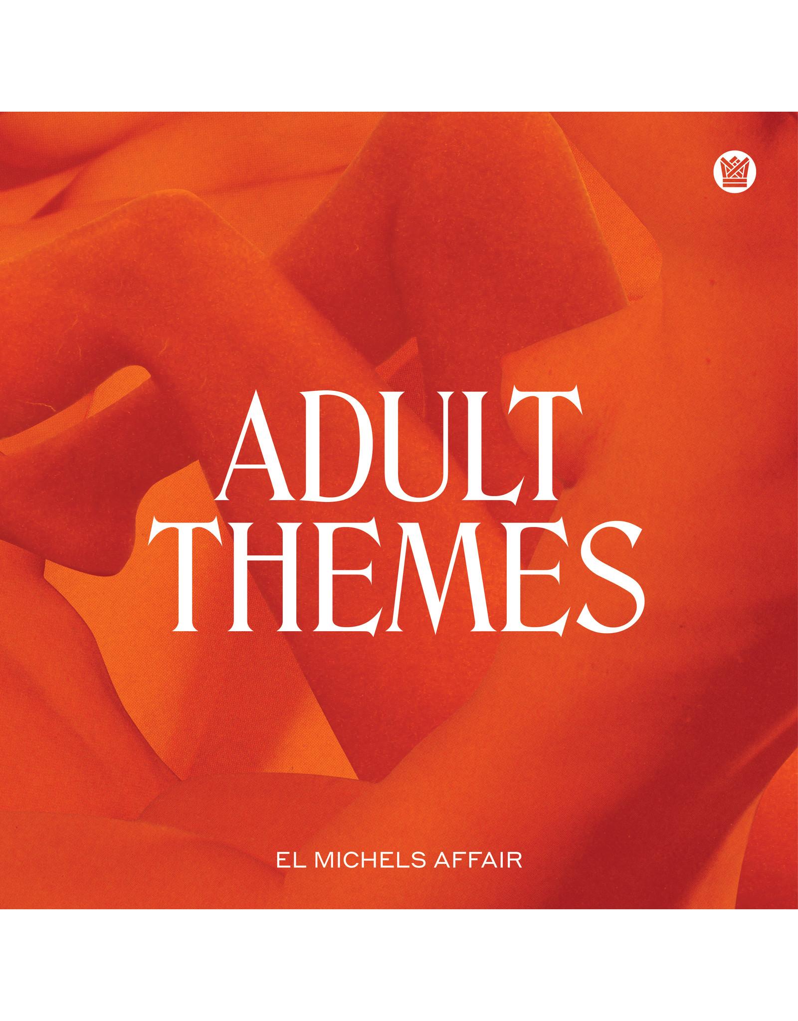 New Vinyl El Michels Affair - Adult Themes LP