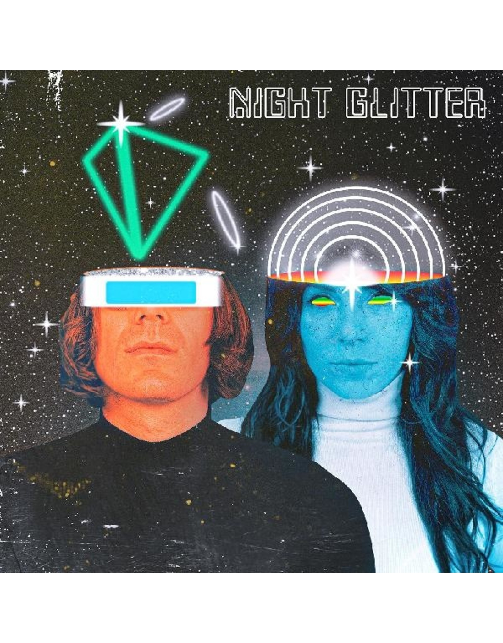 New Vinyl Night Glitter - S/T LP