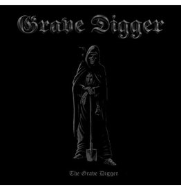 New Vinyl Grave Digger - The Grave Digger (Colored) LP