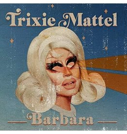 New Vinyl Trixie Mattel - Barbara (Colored) LP
