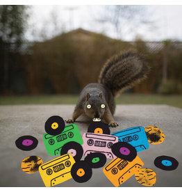 New Vinyl Evidence - Squirrel Tape Instrumentals Vol. 1 LP