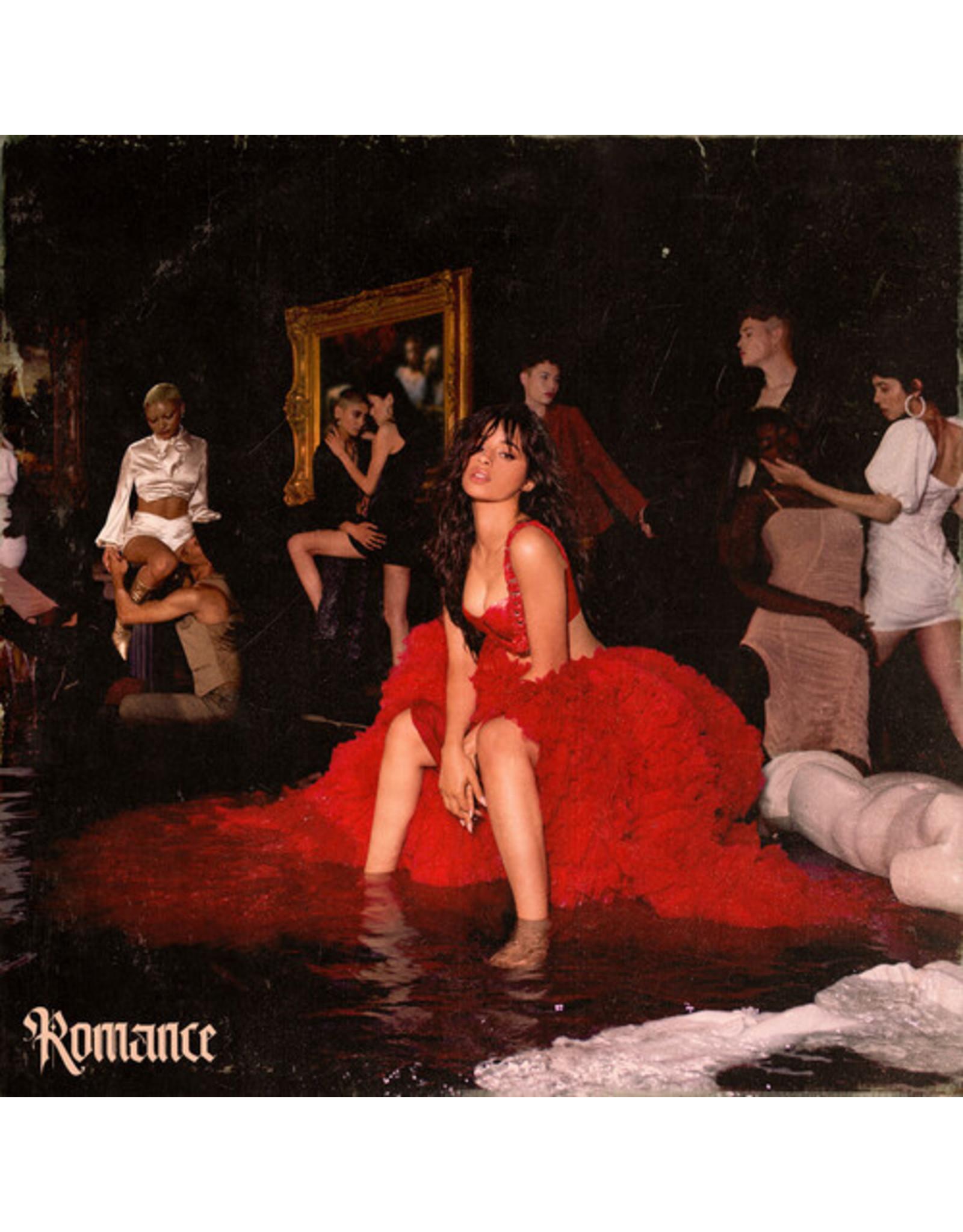 New Vinyl Camila Cabello - Romance 2LP