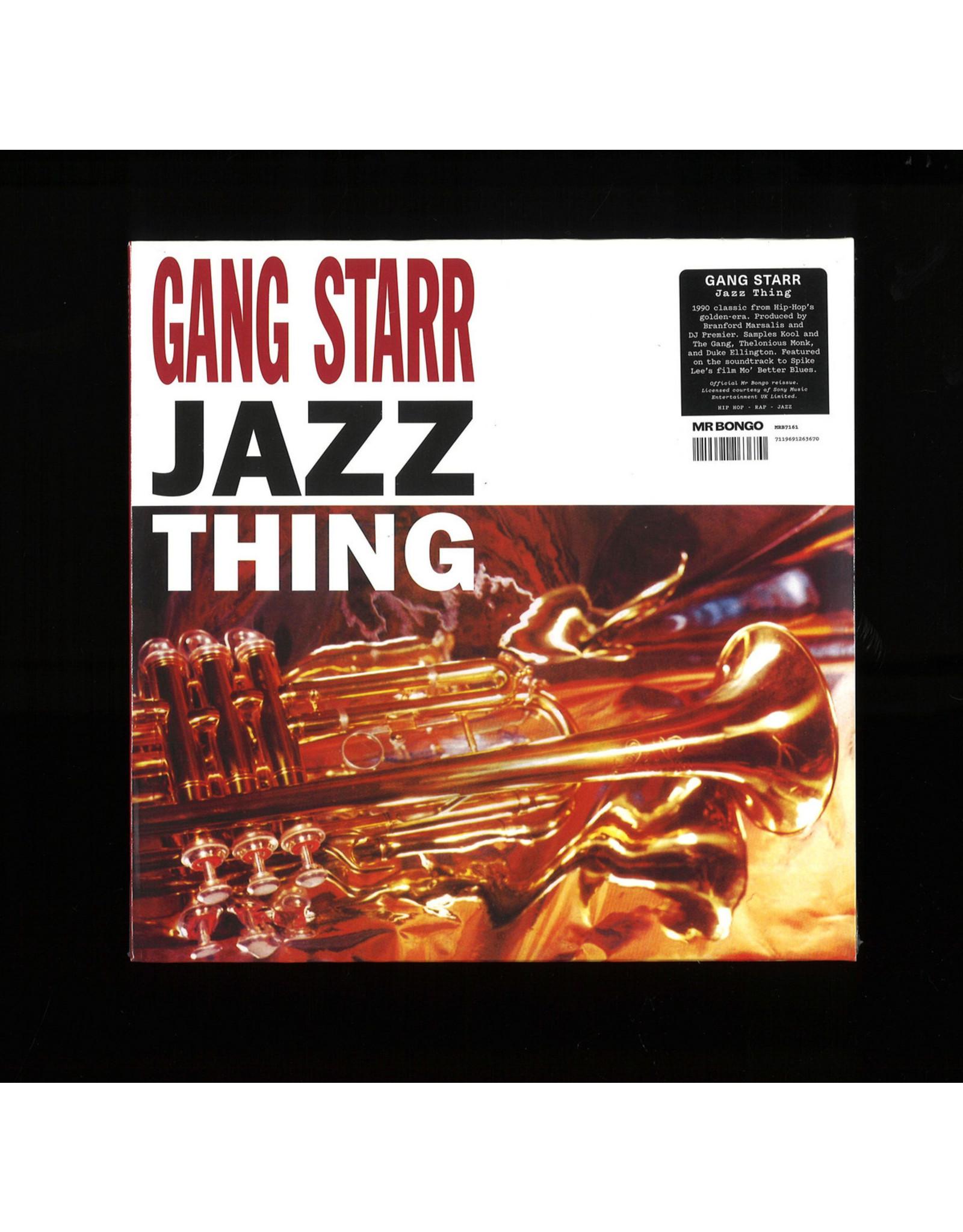 "New Vinyl Gang Starr - Jazz Thing 7"""