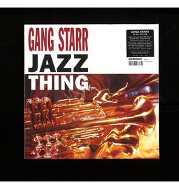 New Vinyl Gang Starr - Jazz Thing 7""