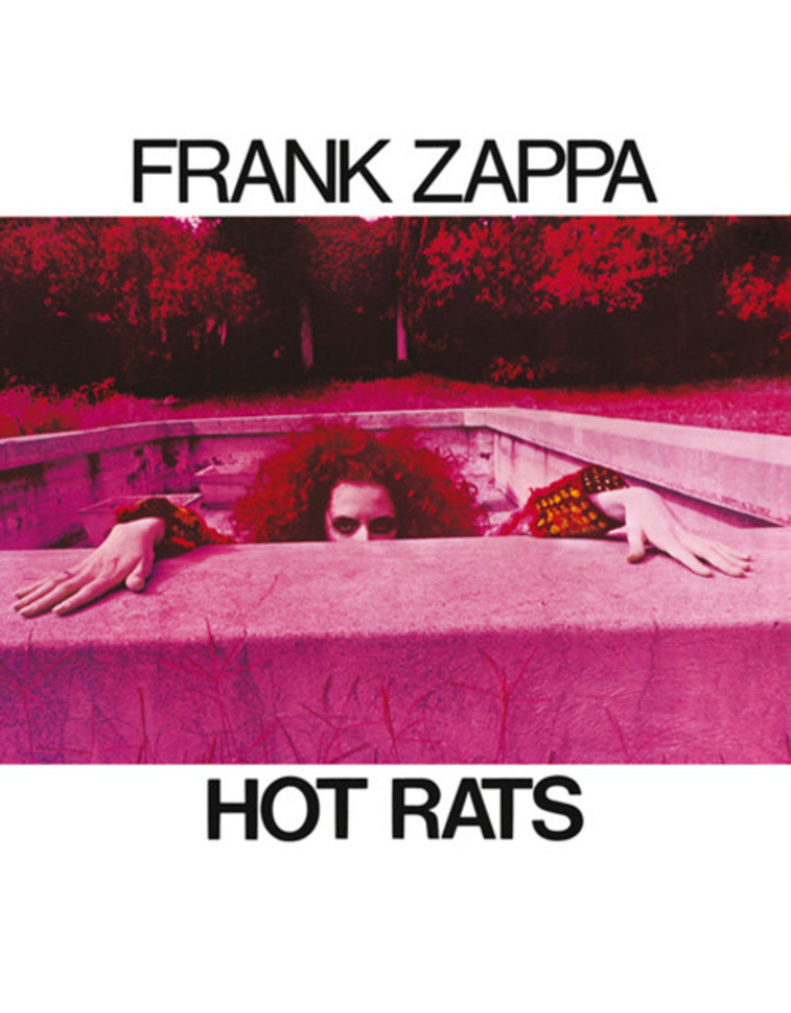New Vinyl Frank Zappa - Hot Rats LP